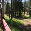 K-M Glacier:  Tent Campground