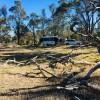 Frankland River Camp  - Creekside