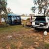 (5) River side camp