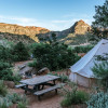 Zion Glamping Adventures -Tent2