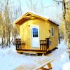 Pinochle Trail Cabin