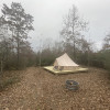 Tent on the Knoll