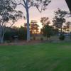 bush camping vincentia