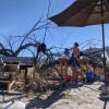 Anza Borrego Tent/Burrito Camping