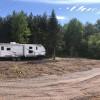 34ft. Delux camper