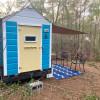 Cozy Pineland Micro-Cabin