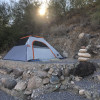 Peaceful Tent in Cave Creek