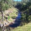 Creek Pergola Campsite