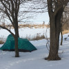 Winter Camp at Walking Stick Farm