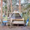 The Hipi Tipi waterside Boho Camp