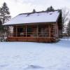 Beautiful New Log Home