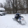 Farm winter adventure RV Style
