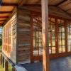 Light Filled Timber Hut