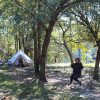 Canvas tent #2 Mississippi Pineland