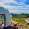 OCEANVIEW COUPLE'S COSMIC EGG DOME