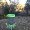 Camping on Private Disc Golf Course