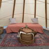 The Tipi at Apothecary Gardens NY