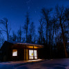 Tiny House in the Big Woods