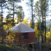South Boundary Yurt in Taos Canyon