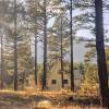 Aframe hunting lodge/artesian cafe