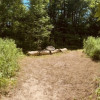 Creek side Tent camping