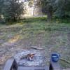Primitive Rural campsite