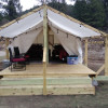 Camp @ Cloudcroft Wall Tent