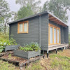 Nordic Pine Bush Cabin