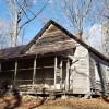 Old Moore Springs schoolhouse