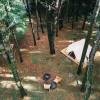 Hilltown Riverside Glamping Tent