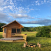 Mountain Meadow Glamping Cabin #8
