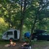 Austin Dam Festival Camping