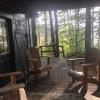 Overlook Cabin- first floor