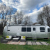 30' Airstream on Lake Champlain