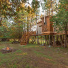 Private Tree House on 100 Acres