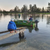 SUNSETPOINT- on Borang lake