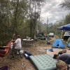 Georgia Backwoods Primitive Camp