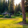 Mulebock and Wilmer lodge/camping