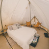Hot Springs Glamping Tent!
