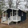 I 40 Hideaway Camping Cabin # 6
