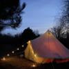 Wilder Farm Bell tent