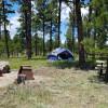 "Plenty Star- ""Wilderness Tent Site"""