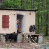 Cabin at Camp Strong Wood