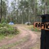 Rafiki: Ready-made tent camping
