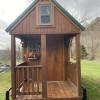 Creekside Rustic Tiny Cabin (16x6)