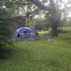 Tent by Preserve; Hike, Bike, Swim!