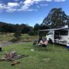 Merimbula Bushcamping 2. Creekbank