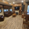 5th wheel with covered deck -