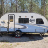 RPOD RV on seven acre pond
