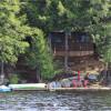 Ragged Lake Off Grid Cabin